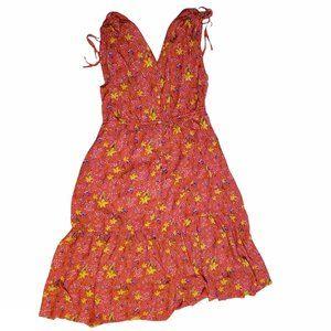 BOGO Free🦋 Gap Floral Maxi Dress with Pockets